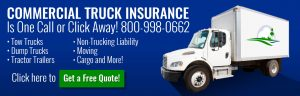Texas Commercial Truck Insurance